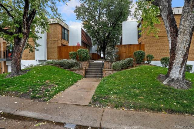 2835 S Locust Street, Denver, CO 80222 (MLS #8092258) :: Kittle Real Estate