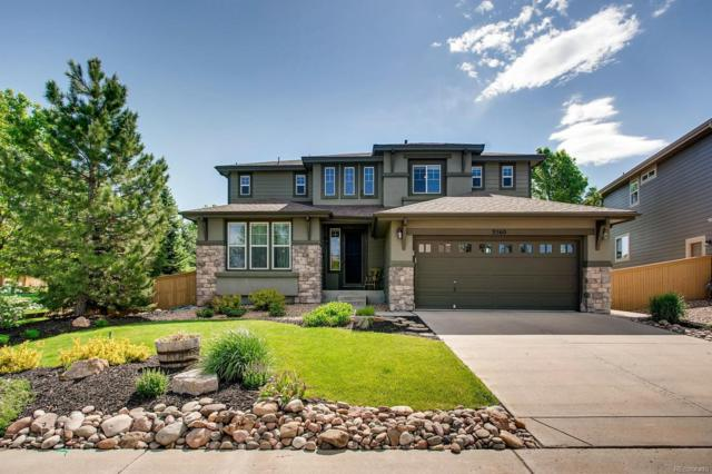 3560 Whitford Drive, Highlands Ranch, CO 80126 (#8092529) :: The HomeSmiths Team - Keller Williams