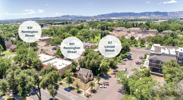 931 Remington Street, Fort Collins, CO 80524 (#8092622) :: Wisdom Real Estate