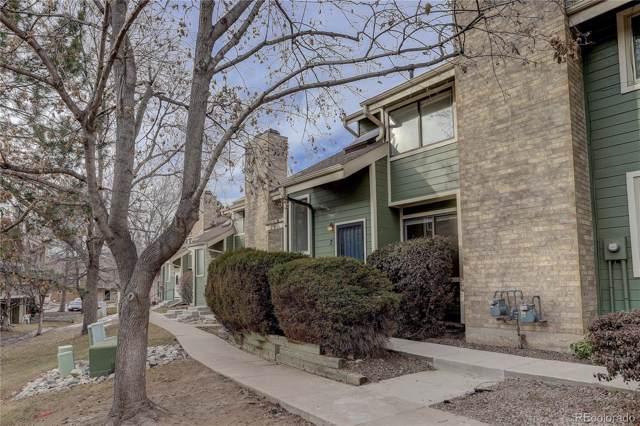 8785 W Cornell Avenue #7, Lakewood, CO 80227 (MLS #8093014) :: 8z Real Estate
