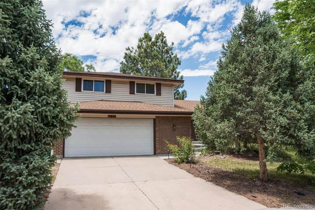 8197 W Peakview Drive, Littleton, CO 80123 (MLS #8093338) :: 8z Real Estate