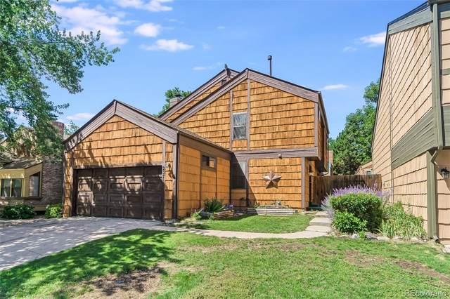 10222 W Ida Avenue #237, Littleton, CO 80127 (MLS #8094188) :: 8z Real Estate