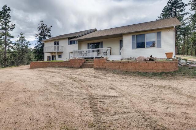 233 Black Mesa Circle, Florissant, CO 80816 (MLS #8094662) :: 8z Real Estate