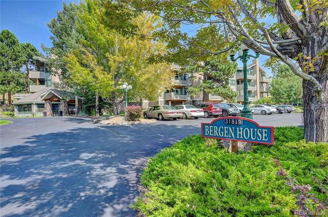 31819 Rocky Village Drive #218, Evergreen, CO 80439 (#8095472) :: Bring Home Denver with Keller Williams Downtown Realty LLC