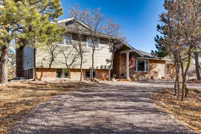 9474 Bay Lane, Castle Rock, CO 80108 (#8095803) :: 5281 Exclusive Homes Realty