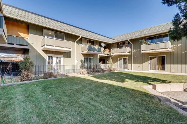 9925 W 20th Avenue #12, Lakewood, CO 80215 (#8096033) :: Sellstate Realty Pros