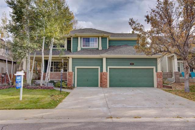 16272 Hollyridge Drive, Parker, CO 80134 (#8097125) :: RazrGroup