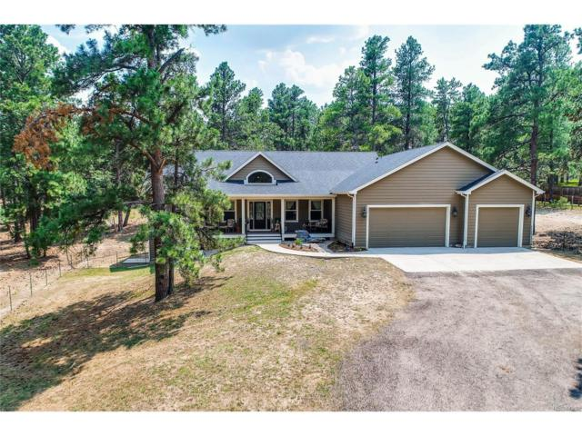 37730 Timber Drive, Elizabeth, CO 80107 (MLS #8097315) :: 8z Real Estate