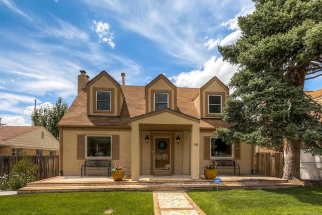 45 S Albion Street, Denver, CO 80246 (#8097514) :: House Hunters Colorado