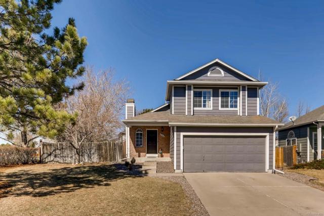 329 N Wagonwheel Trail, Castle Rock, CO 80104 (MLS #8097950) :: 8z Real Estate