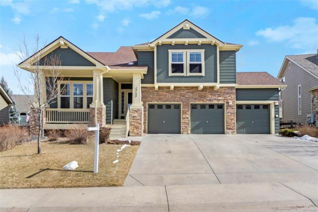 12132 Rockdale Street, Parker, CO 80138 (#8098009) :: The City and Mountains Group