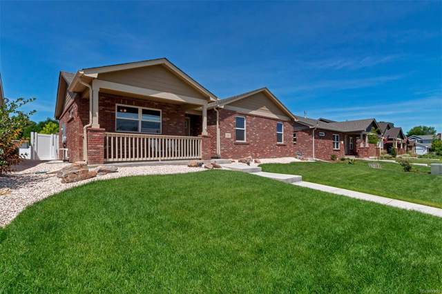 106 E Colorado Avenue, Berthoud, CO 80513 (#8098369) :: The Dixon Group