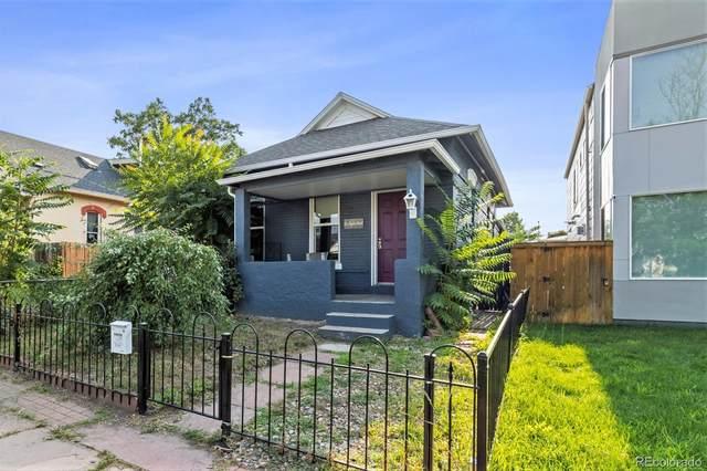1353 Lipan Street, Denver, CO 80204 (MLS #8098576) :: Clare Day with Keller Williams Advantage Realty LLC