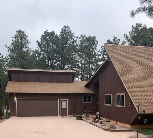 12175 Greentree Lane, Colorado Springs, CO 80908 (#8098893) :: The Colorado Foothills Team | Berkshire Hathaway Elevated Living Real Estate