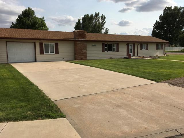 1032 W 9th Street, Wray, CO 80758 (#8099103) :: The Heyl Group at Keller Williams