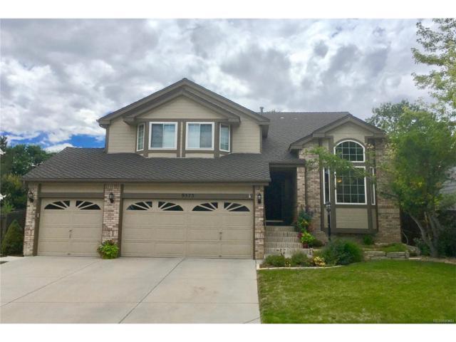 9573 Las Colinas Drive, Lone Tree, CO 80124 (MLS #8099352) :: 8z Real Estate
