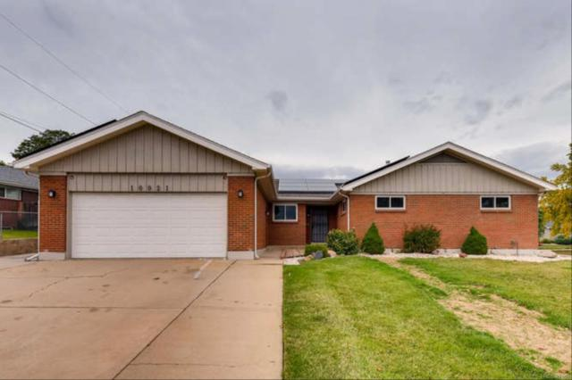 10021 Brigitte Drive, Northglenn, CO 80260 (#8099556) :: The Galo Garrido Group