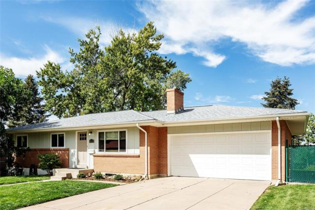 8413 E Kenyon Drive, Denver, CO 80237 (MLS #8099754) :: Kittle Real Estate