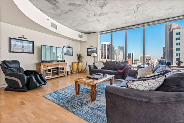 891 14th Street #1709, Denver, CO 80202 (#8099907) :: Bring Home Denver with Keller Williams Downtown Realty LLC