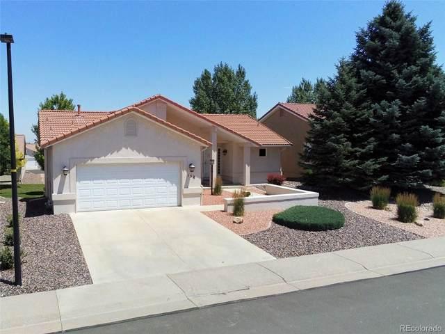 152 Las Lunas Street, Castle Rock, CO 80104 (#8100333) :: The Brokerage Group