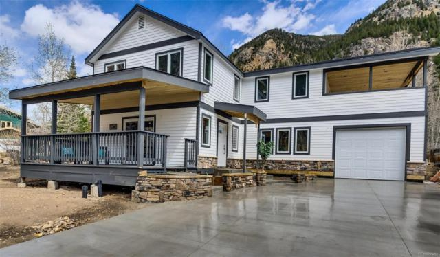 1600 Main Street, Georgetown, CO 80444 (MLS #8100396) :: Kittle Real Estate