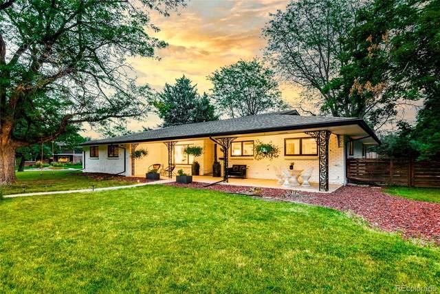 1810 Willow Way, Golden, CO 80401 (#8100398) :: Venterra Real Estate LLC