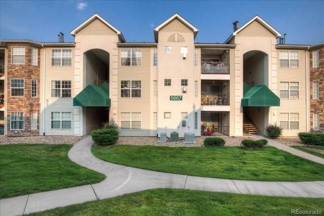5667 S Urban Street #303, Littleton, CO 80127 (#8100601) :: iHomes Colorado