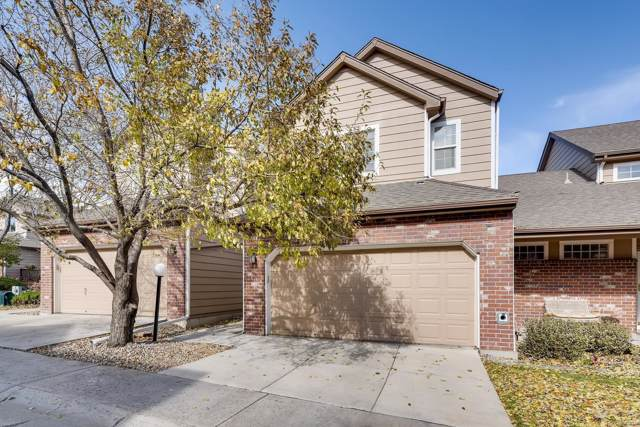 6827 S Webster Street E, Littleton, CO 80128 (#8100785) :: James Crocker Team