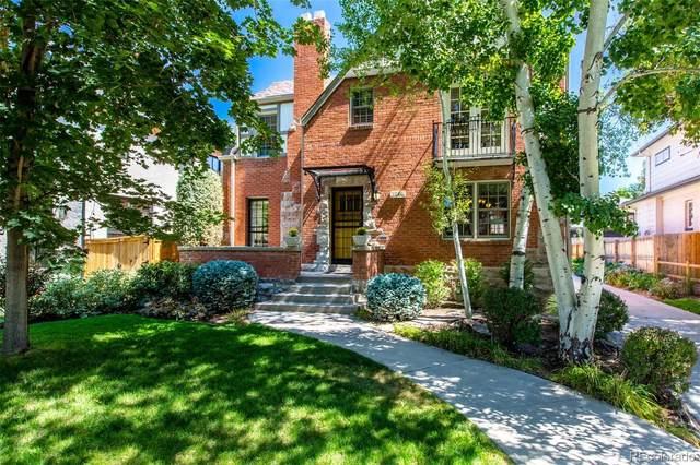 1040 S Columbine Street, Denver, CO 80209 (MLS #8100983) :: 8z Real Estate