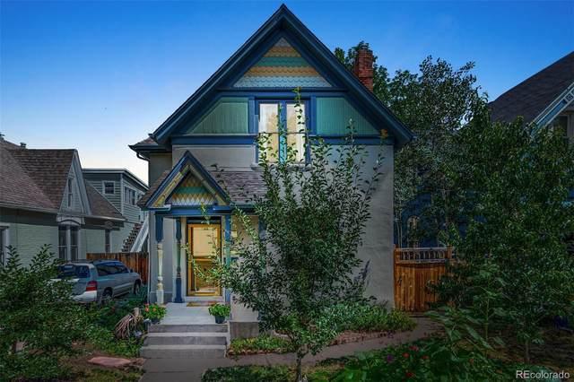 139 W Maple Avenue, Denver, CO 80223 (#8101165) :: My Home Team