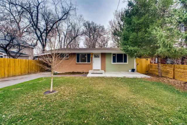 1684 Dover Street, Lakewood, CO 80215 (#8101186) :: The Heyl Group at Keller Williams