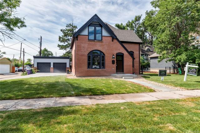 3036 W 22nd Avenue, Denver, CO 80211 (#8101692) :: Sellstate Realty Pros