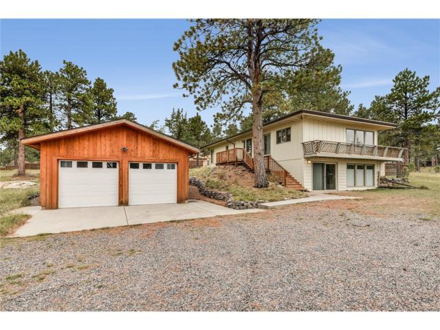 6121 Highway 73, Evergreen, CO 80439 (MLS #8101760) :: 8z Real Estate