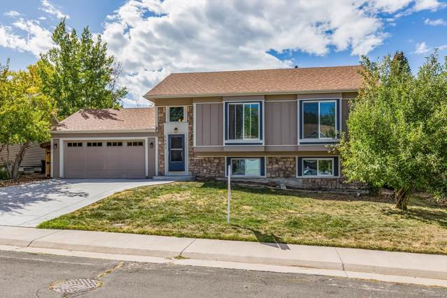 5843 S Nepal Street, Centennial, CO 80015 (#8101986) :: Bring Home Denver with Keller Williams Downtown Realty LLC