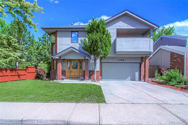 1736 W Barberry Circle, Louisville, CO 80027 (#8102055) :: The DeGrood Team