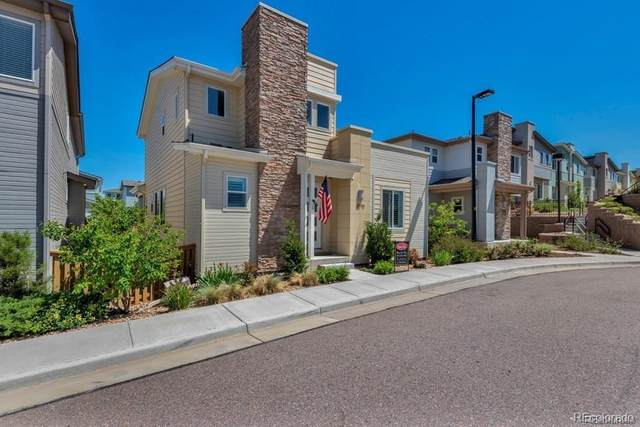 9670 Dunning Circle, Highlands Ranch, CO 80126 (#8102330) :: The Gilbert Group