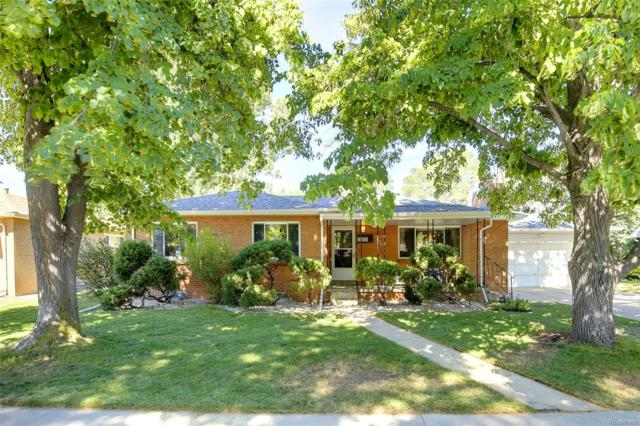 3035 Webster Street, Wheat Ridge, CO 80033 (#8102452) :: The Pete Cook Home Group