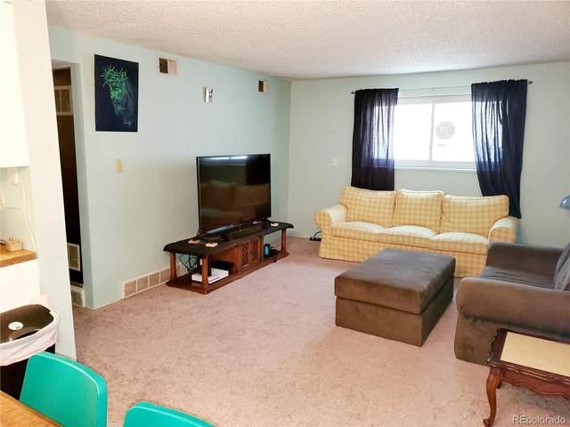 249 E Highline Circle #105, Centennial, CO 80122 (MLS #8102603) :: 8z Real Estate