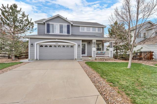 7681 Crystal Lake Court, Littleton, CO 80125 (#8102745) :: Compass Colorado Realty
