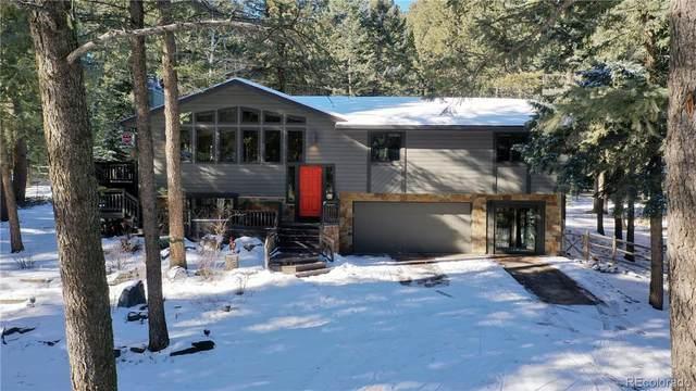 28325 Little Big Horn Drive, Evergreen, CO 80439 (#8102887) :: Arnie Stein Team | RE/MAX Masters Millennium