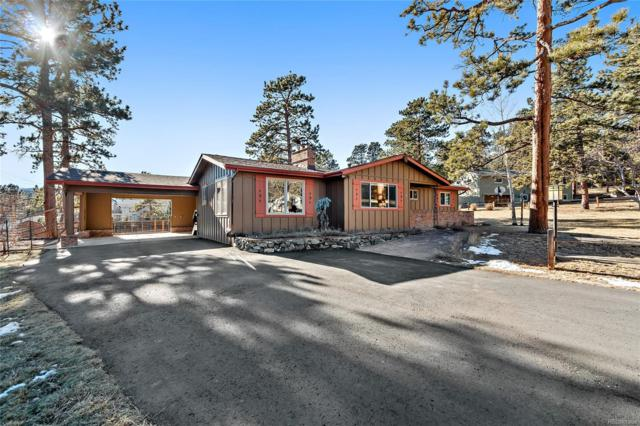 29851 Fairway Drive, Evergreen, CO 80439 (#8102949) :: The City and Mountains Group