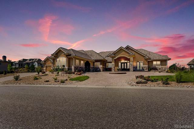 6963 S Espana Way, Centennial, CO 80016 (#8102963) :: The Gilbert Group