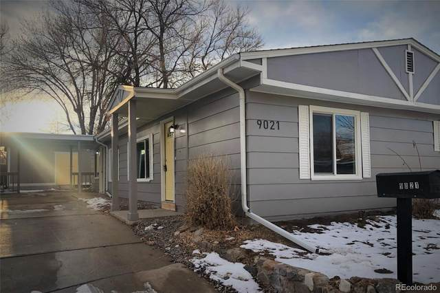 9021 Rampart Street, Federal Heights, CO 80260 (MLS #8102971) :: Kittle Real Estate