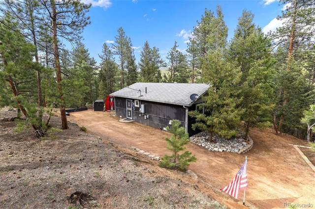 1355 Cinnamon Bear Road, Sedalia, CO 80135 (#8103028) :: Portenga Properties