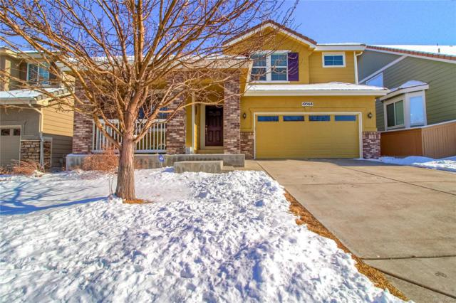 10568 Laurelglen Circle, Highlands Ranch, CO 80130 (#8103054) :: The Griffith Home Team
