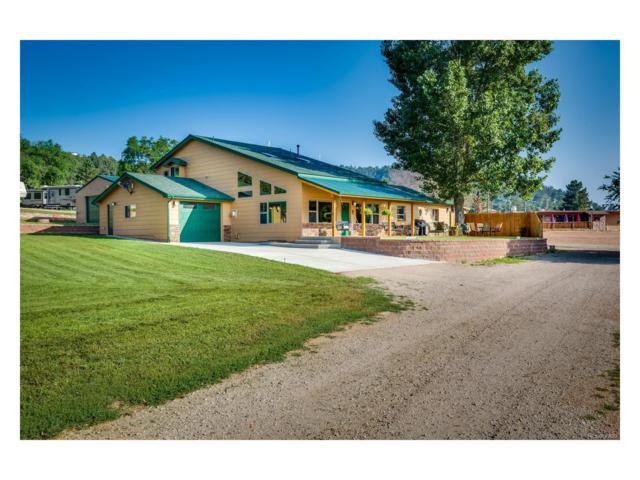 3505 S County Road 31, Loveland, CO 80537 (MLS #8103338) :: 8z Real Estate