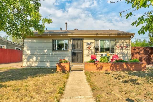 5275 Ingalls Street, Arvada, CO 80002 (#8103935) :: Kimberly Austin Properties