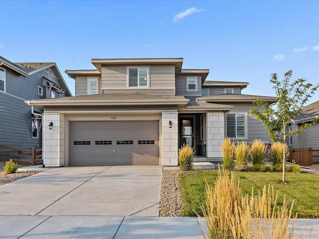 19029 W 92nd Drive, Arvada, CO 80007 (MLS #8103960) :: Bliss Realty Group