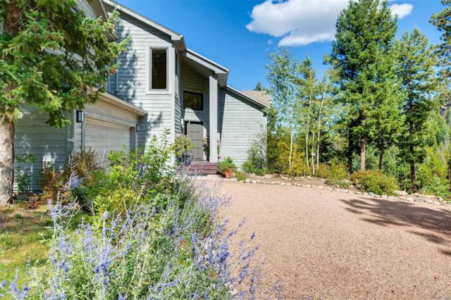 6637 Berry Bush Lane, Evergreen, CO 80439 (#8104633) :: The Peak Properties Group