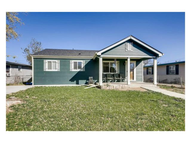 7191 E 75th Place, Commerce City, CO 80022 (#8104866) :: The Peak Properties Group